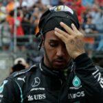 Erschöpfter Superstar Hamilton fürchtet Covid-Folgen